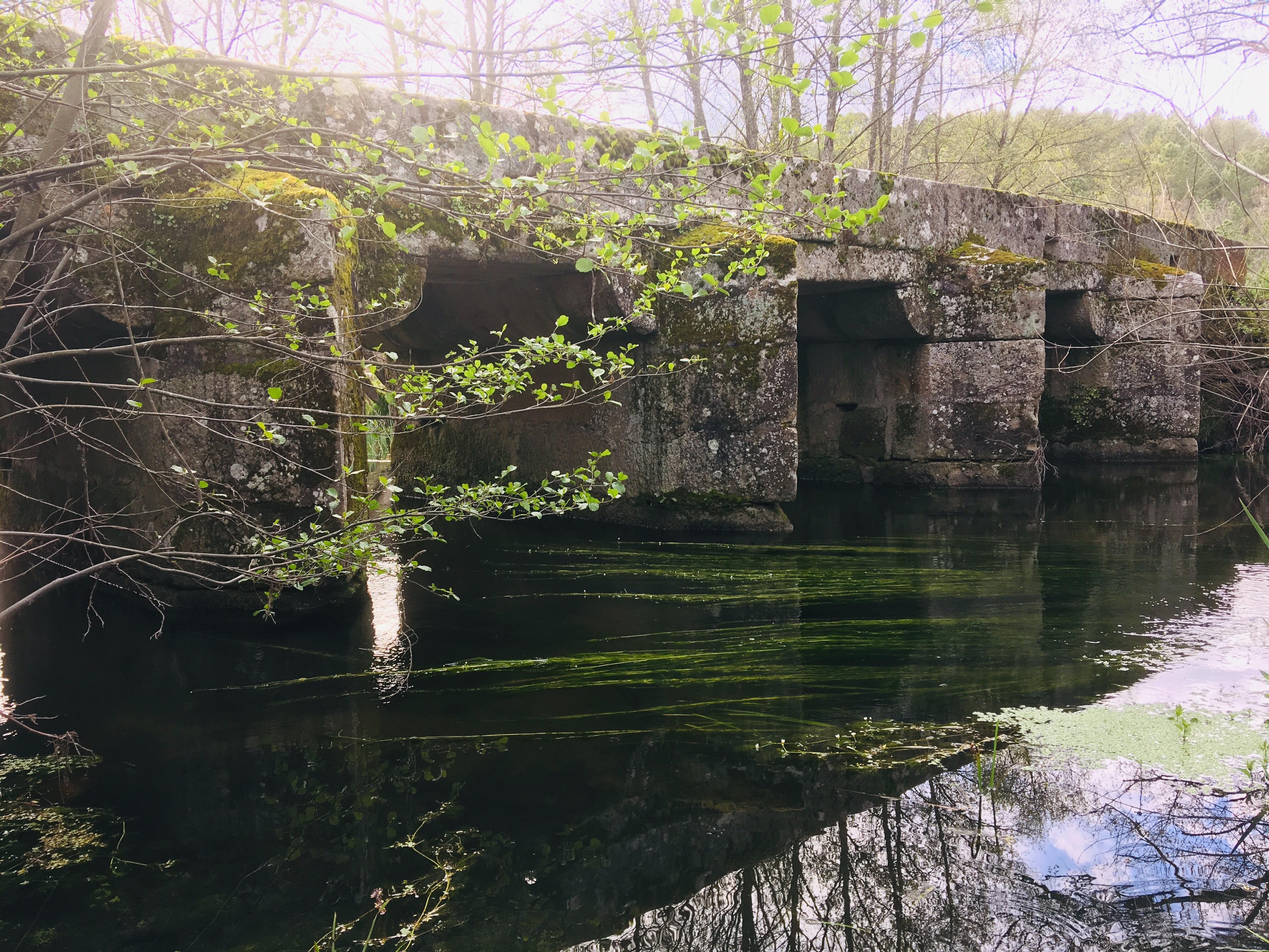Ponte Dum near Campina
